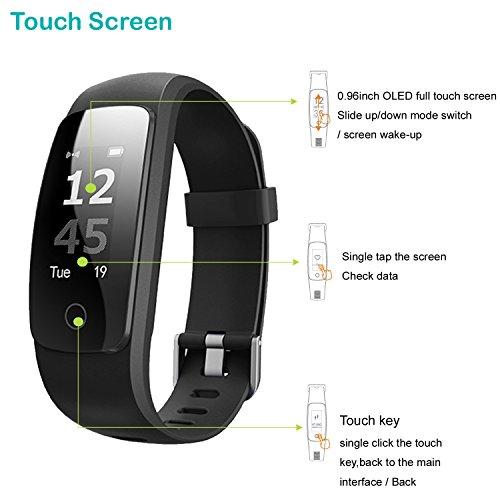 Zoom IMG-1 yamay orologio da polso fitness