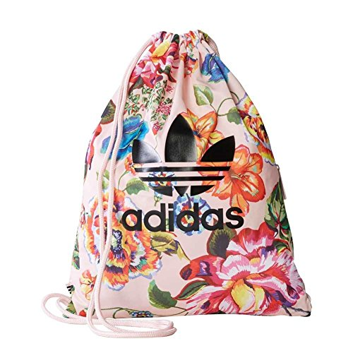 adidas Floralita Sportbeutel, Multicolor, 37 x 47 x 1 cm