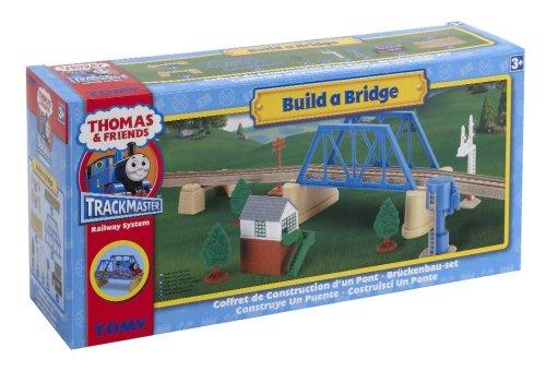Tomy 5699 - Thomas und seine Freunde Trackmaster Brückenbau-Set