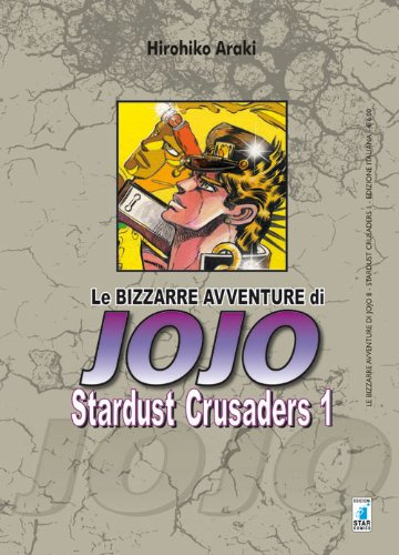 Stardust crusaders. Le bizzarre avventure di Jojo, Nr. Testata 8: 1