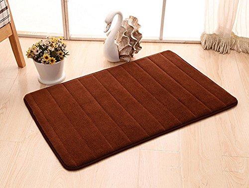 Simwood™ morbido assorbente memory foam bagno antiscivolo tappeti