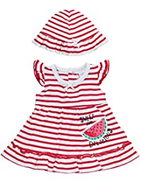 f0261c82a5572 Amazon.co.uk: Newborn - Dresses / Baby Girls 0-24m: Clothing