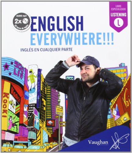 English Everywhere!!!: Inglés en cualquier parte por Alberto Alonso Lembo