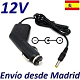 Cargador Coche Mechero 12V Reproductor DVD VATECH PMP700T Recambio Replacement