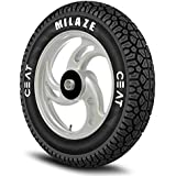 Ceat Milaze 90/90-12 54J Tubeless Scooter Tyre,Front or Rear (Home Delivery)