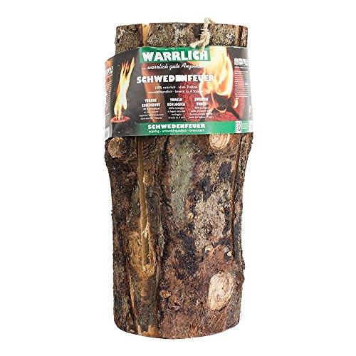 *Schwedenfeuer 50cm Holzfackel Garten 5 Stück*
