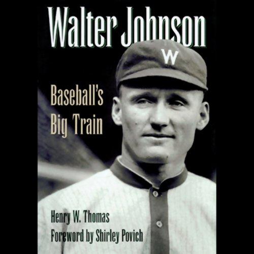 Walter Johnson  Audiolibri