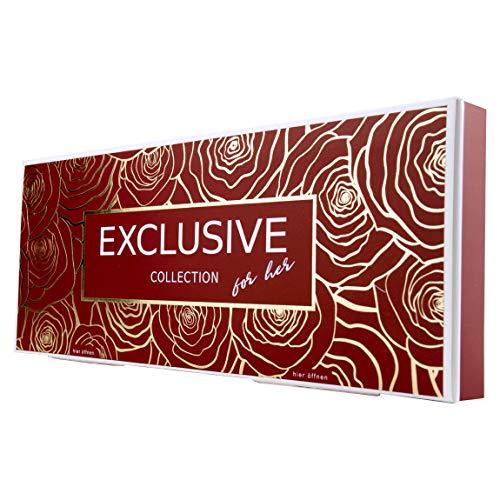 Exklusives Set für Sie Duftproben Kennenlernset Luxus Eau de Parfum 15x 2ml -
