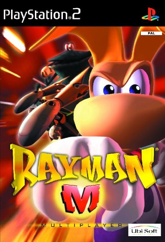 Rayman M (Alle Ps2-action-spiele)