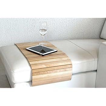 sofatablett holz gro 100cm ablage tablett birke massivholz f r hocker oder longchair couch. Black Bedroom Furniture Sets. Home Design Ideas