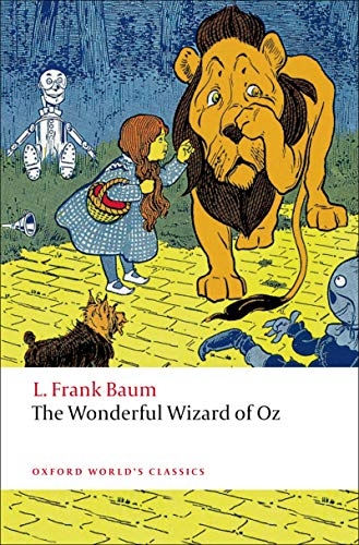The Wonderful Wizard of Oz (Oxford Worlds Classics) (English ...
