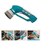 XULONG Electric Kitchen Cleaning Brush, Waterproof Cordless Low Noise Rechargeable Equipped With 3 Brush Heads Suitable For Range Hood Cleaning