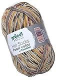 Gründl Hot Socks Pearl color – Fb. 05, weiche Wolle mit Kaschmir, nicht nur zum Socken stricken