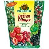 Neudorff 01200 Azet - Abono para bayas (1,75 kg)
