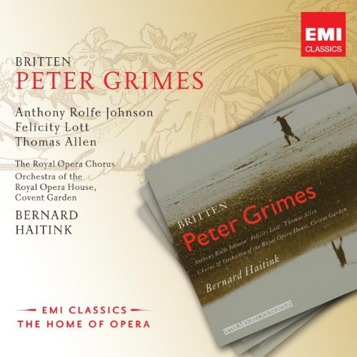 Peter Grimes Op. 33, Scene 1: Mister Keene! Mister Keene! Can You Spare A Moment (Mrs Sedley/Ned)