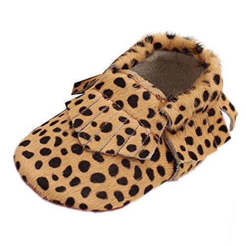 Leap Frog  Moccasins Boots,  Baby, Jungen Mokassins Leopard E