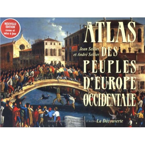 Atlas des peuples d'Europe occidentale