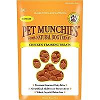 Pet Munchies - Snacks de pollo para adiestramiento