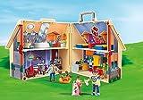 Playmobil - Jeu de construction - Maison transportable - 5167 - 129 pièces
