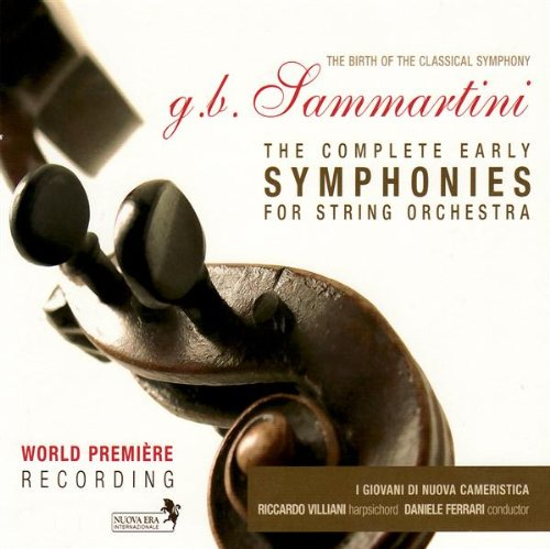 Symphony in G Minor, J-C 59: II. Affettuoso