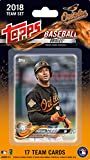 Baltimore Orioles 2018 Topps MLB Baseball Fabrik Special Edition 17 Karten Team-Set mit Manny Machado und Adam Jones Plus-Sealed