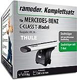 Rameder Komplettsatz, Dachträger WingBar EVO für Mercedes-Benz C-KLASSE T-Model (121688-12855-1)