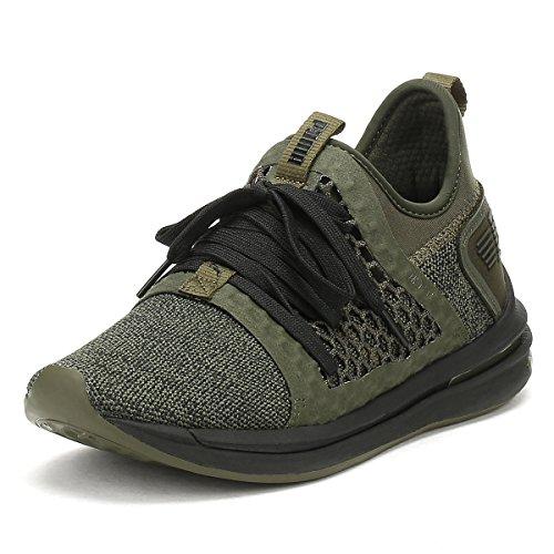 Puma Uomo Forêt Verde Ignite Sr Sans Limite Netfit Sneaker Forest Night