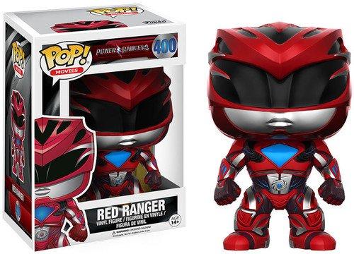 Funko 12460 POP Vinylfigur: Power Rangers Movie: Red Ranger