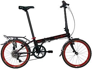 Dahon Speed D7Obsidian rot Fahrrad Falt Fahrrad