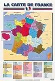 La Carte De France