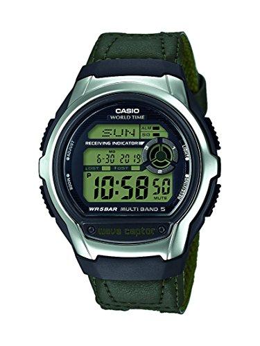Casio Wave Ceptor Herren-Armbanduhr WV-M60B-3AER