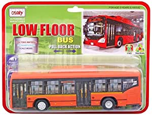 Centy Toys Low Floor CNG Bus, Multi Color