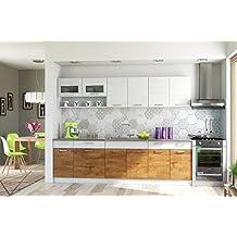 suchergebnis auf amazon.de für: küchenzeile ohne hängeschränke ...