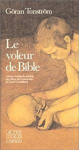 """Afficher """"Le Voleur de bible"""""""