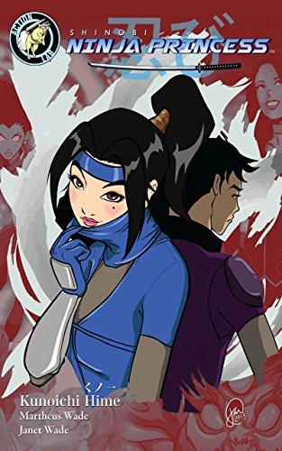 Ninja Princess: Shinobi Vol.1 (TPB) (English Edition) eBook ...