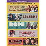 Coffret cinéma indépendant : The Diary of a Teenage Girl + Grandma + Dope + Hello, My Name Is Doris + The D Train