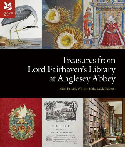 Treasures from Lord Fairhaven's Library at Anglesey Abbey by Mark Purcell (2013-09-07)