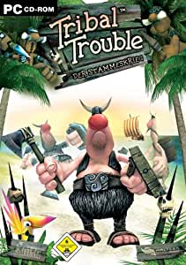 Tribal Trouble (PC+Linux) [Import allemand]