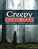 Creepy Crosswords: UFOs, Ghosts, Monsters and More!
