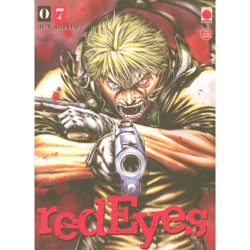 redEyes, Tome 07 : Red eyes