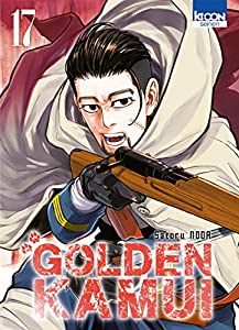 Golden Kamui Edition simple Tome 17