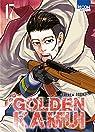 Golden kamui, tome 17 par Noda
