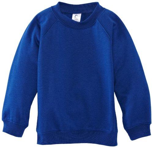 Trutex Limited Unisex - Erwachsene Sweatshirt 260G Crew Neck Blau (Royal)