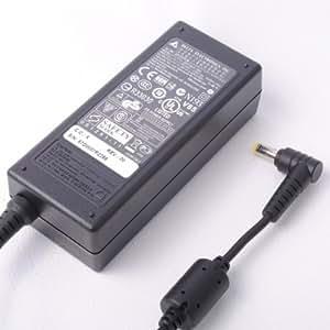 Delta 19v 3,42a 65w alimentation chargeur ordinateur portable adaptateur secteur pour Acer Aspire 7250G731573397535754075517715Z7735Z7736ZG7739ZG7740G7741Z7745G 77508735