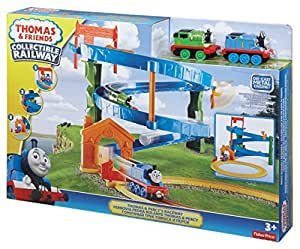 Collectible RailwayTM Thomas & Percy's Raceway