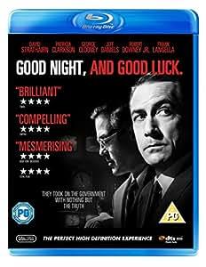 Good Night, And Good Luck [Blu-ray]