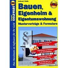 Musterverträge - Bauen, Eigenheim & Eigentumsw.