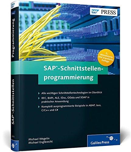 SAP-Schnittstellenprogrammierung: Alle wichtigen Technologien in ausprogrammierten Beispielen (SAP PRESS) (Computer-service Gateway)