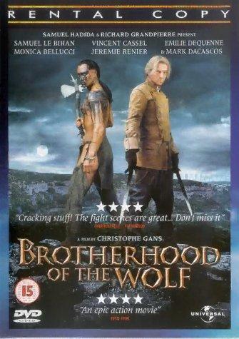 Preisvergleich Produktbild Brotherhood Of The Wolf [UK Import]
