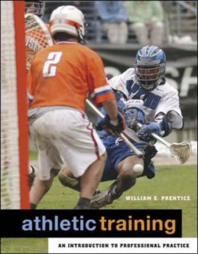 Athletic Training: An Introduction to Professional Practice with eSims Bind-in Card por William E. Prentice